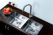 Фото 19 Как выбрать мойку для кухни: полезные рекомендации и обзор наиболее удобных и функциональных моделей