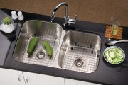 Фото 3 Как выбрать мойку для кухни: полезные рекомендации и обзор наиболее удобных и функциональных моделей