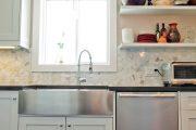 Фото 33 Как выбрать мойку для кухни: полезные рекомендации и обзор наиболее удобных и функциональных моделей