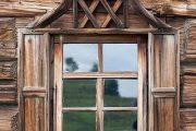 Фото 63 Наличник на окна в деревянном доме: декоративное украшение фасада и 70+ оригинальных примеров