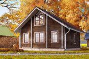Фото 81 Наличник на окна в деревянном доме: декоративное украшение фасада и 70+ оригинальных примеров