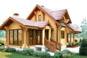 Фото 82 Наличник на окна в деревянном доме: декоративное украшение фасада и 70+ оригинальных примеров