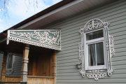 Фото 35 Наличник на окна в деревянном доме: декоративное украшение фасада и 70+ оригинальных примеров