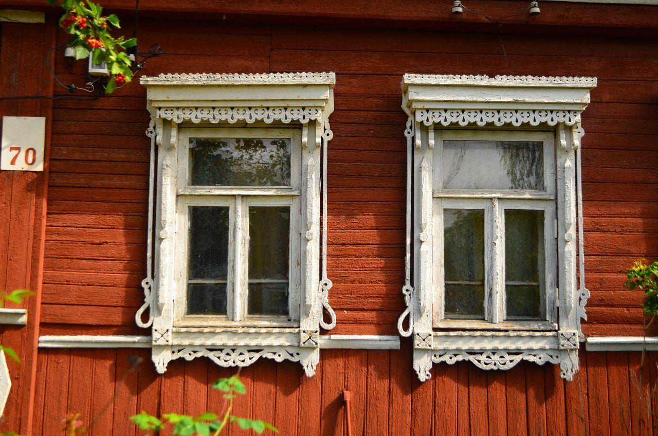 Наличники на окна своими руками деревянные, резные - Ремонт 11