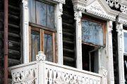 Фото 45 Наличник на окна в деревянном доме: декоративное украшение фасада и 70+ оригинальных примеров
