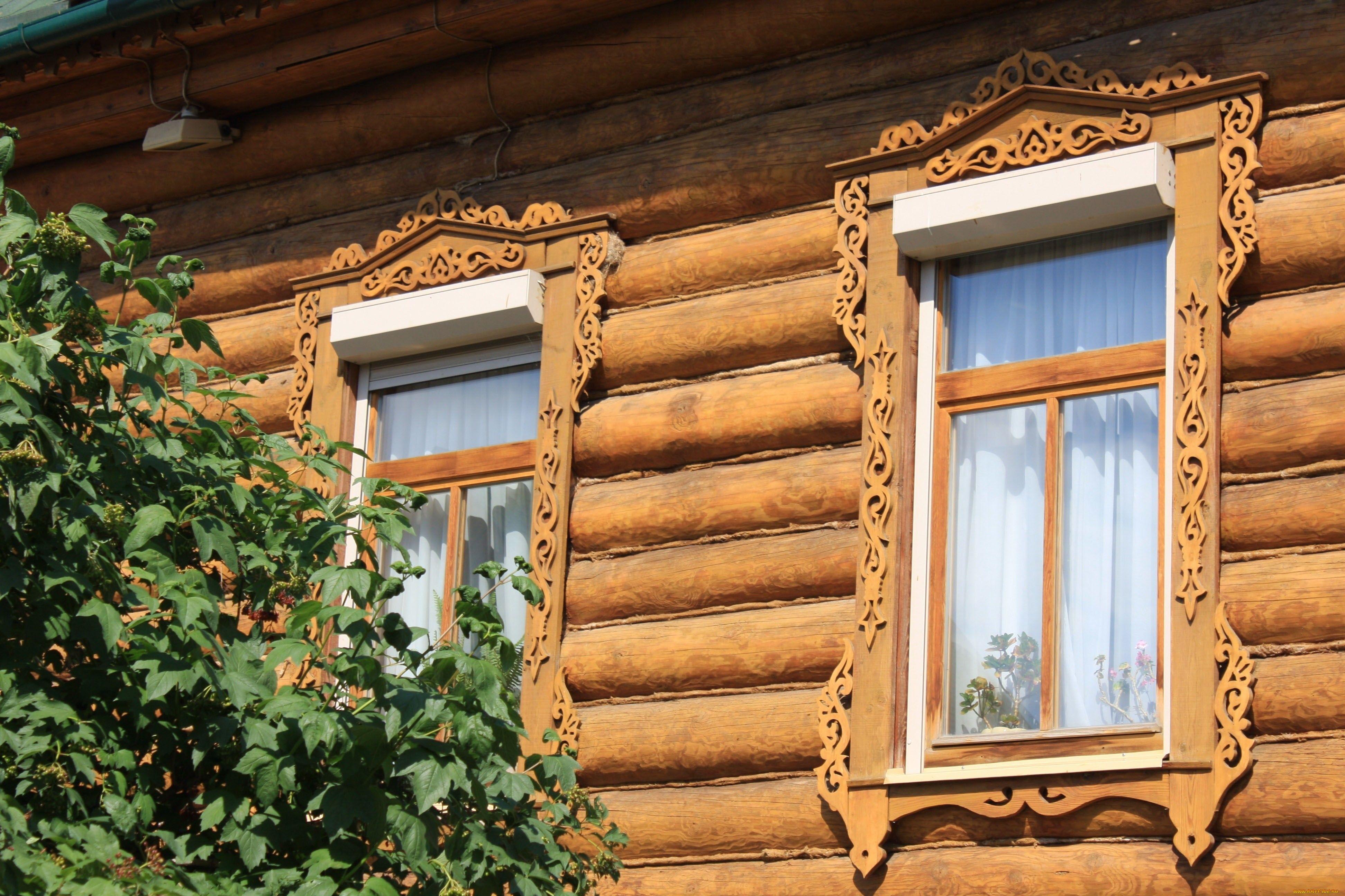 Наличники на окна своими руками - пошаговая инструкция! 50