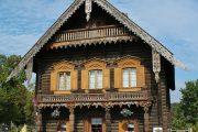 Фото 48 Наличник на окна в деревянном доме: декоративное украшение фасада и 70+ оригинальных примеров