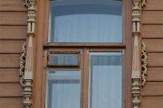 Фото 50 Наличник на окна в деревянном доме: декоративное украшение фасада и 70+ оригинальных примеров