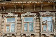 Фото 52 Наличник на окна в деревянном доме: декоративное украшение фасада и 70+ оригинальных примеров