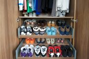 Фото 24 Наполнение шкафов-купе: фото с размерами и 75+ гармоничных интеграций в интерьер
