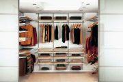 Фото 32 Наполнение шкафов-купе: фото с размерами и 75+ гармоничных интеграций в интерьер