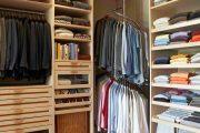 Фото 5 Наполнение шкафов-купе: фото с размерами и 75+ гармоничных интеграций в интерьер