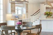 Фото 2 Овальные столы для кухни: тонкости выбора и 80+ комфортных моделей для дома