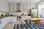 Фото 24 Овальные столы для кухни: тонкости выбора и 80+ комфортных моделей для дома