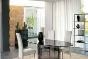 Фото 25 Овальные столы для кухни: тонкости выбора и 80+ комфортных моделей для дома