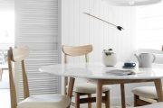 Фото 34 Овальные столы для кухни: тонкости выбора и 80+ комфортных моделей для дома