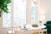 Фото 37 Овальные столы для кухни: тонкости выбора и 80+ комфортных моделей для дома