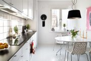 Фото 3 Овальные столы для кухни: тонкости выбора и 80+ комфортных моделей для дома