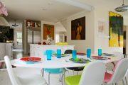 Фото 59 Овальные столы для кухни: тонкости выбора и 80+ комфортных моделей для дома