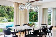 Фото 41 Овальные столы для кухни: тонкости выбора и 80+ комфортных моделей для дома