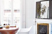 Фото 45 Овальные столы для кухни: тонкости выбора и 80+ комфортных моделей для дома