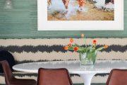 Фото 51 Овальные столы для кухни: тонкости выбора и 80+ комфортных моделей для дома