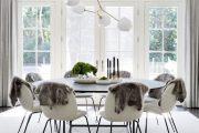 Фото 52 Овальные столы для кухни: тонкости выбора и 80+ комфортных моделей для дома