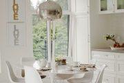 Фото 55 Овальные столы для кухни: тонкости выбора и 80+ комфортных моделей для дома