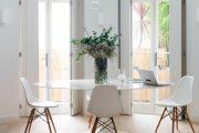 Фото 29 Овальные столы для кухни: тонкости выбора и 80+ комфортных моделей для дома
