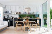 Фото 7 Овальные столы для кухни: тонкости выбора и 80+ комфортных моделей для дома