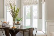 Фото 9 Овальные столы для кухни: тонкости выбора и 80+ комфортных моделей для дома