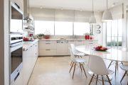 Фото 21 Овальные столы для кухни: тонкости выбора и 80+ комфортных моделей для дома
