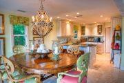 Фото 22 Овальные столы для кухни: тонкости выбора и 80+ комфортных моделей для дома
