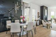 Фото 15 Овальные столы для кухни: тонкости выбора и 80+ комфортных моделей для дома