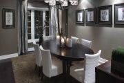 Фото 17 Овальные столы для кухни: тонкости выбора и 80+ комфортных моделей для дома