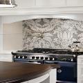 Панно из плитки на кухню: модификации декора стен и 80+ вариантов элегантной и запоминающейся отделки фото