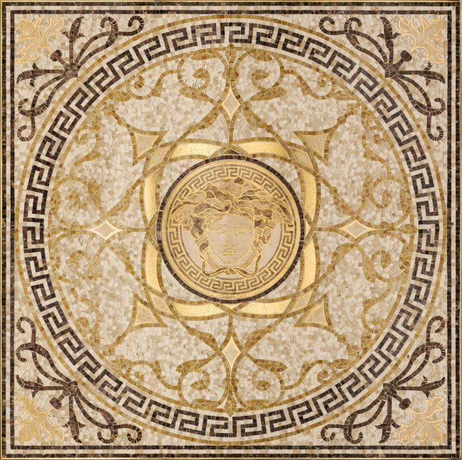 Комплект плиток от Versace Tiles