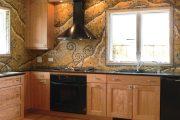 Фото 11 Панно из плитки на кухню: 110+ ярких фото идей для декора фартука и кухонной отделки
