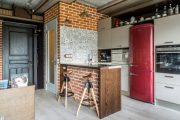 Фото 17 Панно из плитки на кухню: 110+ ярких фото идей для декора фартука и кухонной отделки