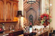 Фото 18 Панно из плитки на кухню: 110+ ярких фото идей для декора фартука и кухонной отделки