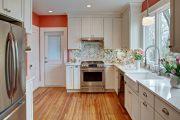 Фото 19 Панно из плитки на кухню: 110+ ярких фото идей для декора фартука и кухонной отделки