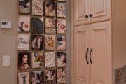 Фото 21 Панно из плитки на кухню: модификации декора стен и 80+ вариантов элегантной и запоминающейся отделки