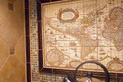 Фото 25 Панно из плитки на кухню: модификации декора стен и 80+ вариантов элегантной и запоминающейся отделки