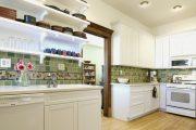 Фото 31 Панно из плитки на кухню: 110+ ярких фото идей для декора фартука и кухонной отделки