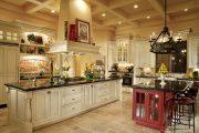 Фото 34 Панно из плитки на кухню: 110+ ярких фото идей для декора фартука и кухонной отделки