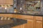 Фото 37 Панно из плитки на кухню: 110+ ярких фото идей для декора фартука и кухонной отделки