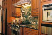 Фото 5 Панно из плитки на кухню: 110+ ярких фото идей для декора фартука и кухонной отделки