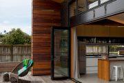 Фото 2 Пластиковые входные двери для частного дома: 70+ стильных и надежных реализаций