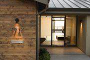 Фото 12 Пластиковые входные двери для частного дома: 70+ стильных и надежных реализаций
