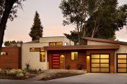 Фото 14 Пластиковые входные двери для частного дома: 70+ стильных и надежных реализаций